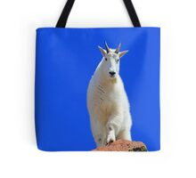 A Billy in the Gore Range Tote Bag