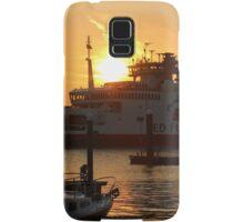 Red Eagle Sunrise Samsung Galaxy Case/Skin