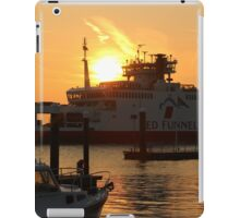 Red Eagle Sunrise iPad Case/Skin