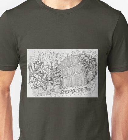 Trilobite Disassembly Unisex T-Shirt