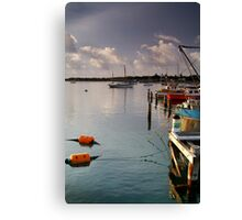 Apollo Bay,Great Ocean Rd Canvas Print