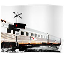 Indian Pacific Poster