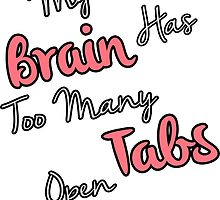 Too Many Tabs by PatiDesigns