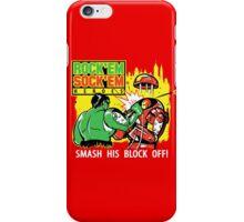 ROCK EM' SOCK EM' HEROES iPhone Case/Skin
