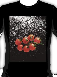 Cherry Tomato Splash 1 T-Shirt
