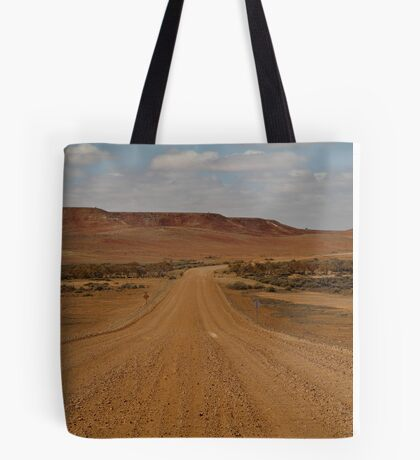 Oodnadatta Track,Ouback South Australia Tote Bag