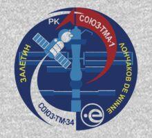Soyuz TMA-1 by IMPACTEES