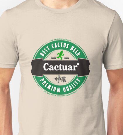 Premium Quality: Cactuar's beer Unisex T-Shirt