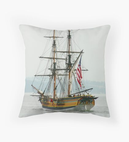 Lady Washington Throw Pillow