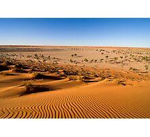 Simpson Sand Dune Photographic Print