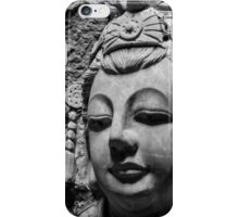 Begin with Intention iPhone Case/Skin