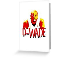 D-WADE Stencil Design Greeting Card