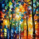 The Core Of Nature — Buy Now Link - www.etsy.com/listing/209941719 by Leonid  Afremov