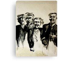 Oldies Canvas Print