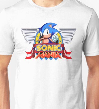 Sonic Mania Unisex T-Shirt