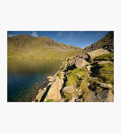 Levers Water Photographic Print
