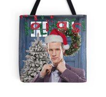 Dr. Eleventh Xmas Tote Bag