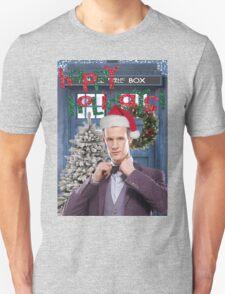 Dr. Eleventh Xmas Unisex T-Shirt