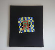 Mystic Square Oils on Canvas by dazz10