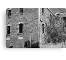 Streetscape - Richmond Canvas Print