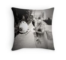 Child's Hope Throw Pillow