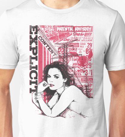 Explicit  Unisex T-Shirt