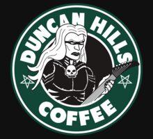 Duncan Hills Coffee (Skwisgaar) by LocoRoboCo