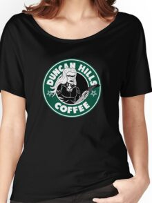 Duncan Hills Coffee (Skwisgaar) Women's Relaxed Fit T-Shirt