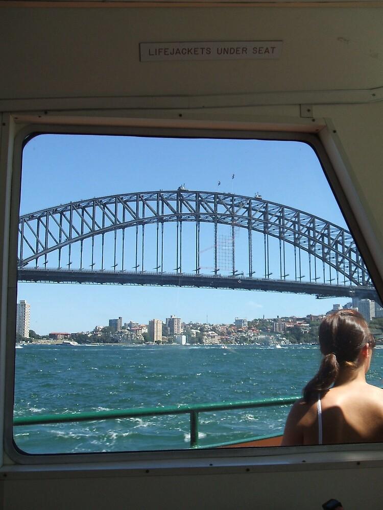 Sydney Harbour Ferry by RobMehigan