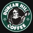Duncan Hills Coffee (Toki) by LocoRoboCo