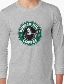 Duncan Hills Coffee (Toki) Long Sleeve T-Shirt