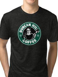 Duncan Hills Coffee (Toki) Tri-blend T-Shirt