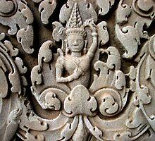 Buddha by Samuel Tonin