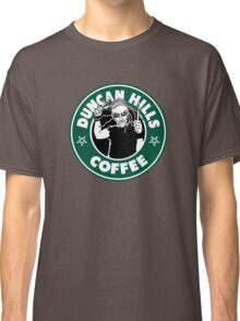 Duncan Hills Coffee (Pickles) Classic T-Shirt