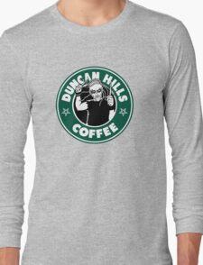 Duncan Hills Coffee (Pickles) Long Sleeve T-Shirt