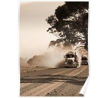 Bulldust Drive Poster