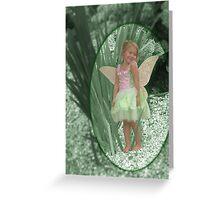 Magical Garden Pixie Greeting Card