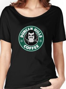 Duncan Hills Coffee (Murderface) Women's Relaxed Fit T-Shirt