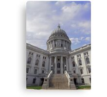 Wisconsin Capitol Building Canvas Print