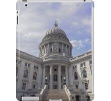 Wisconsin Capitol Building iPad Case/Skin