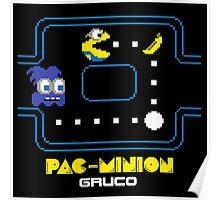 Pac-Minion shirt poster mug iphone 6 case pillow Poster