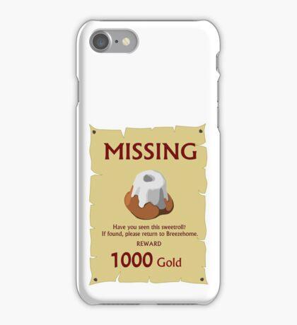 Sweetroll iPhone Case/Skin