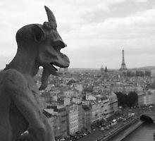 And I Watch My City by RichardWiz