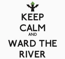 Keep calm and ward the river - League of legends by GhostMind