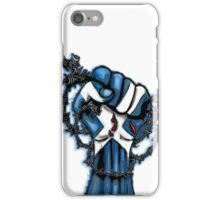 Scotland Yes Independence Fist Design iPhone Case/Skin