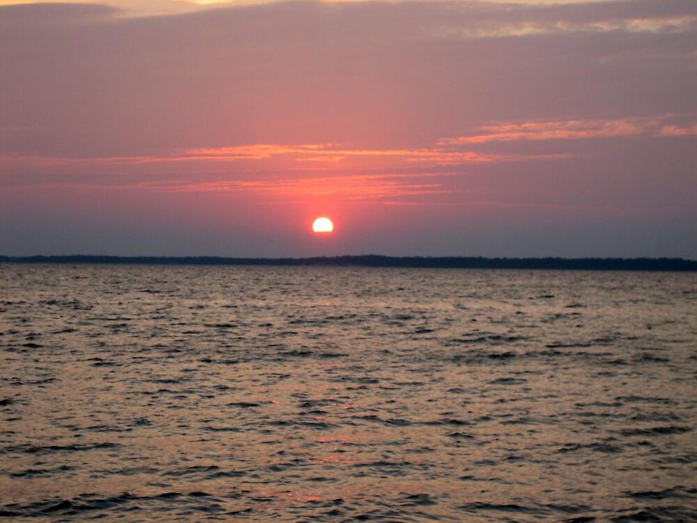 Florida sunset by Samantha Lowe