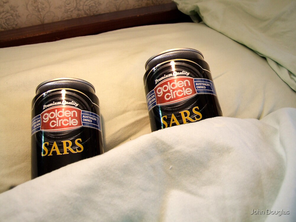 In Bed With SARS by John Douglas
