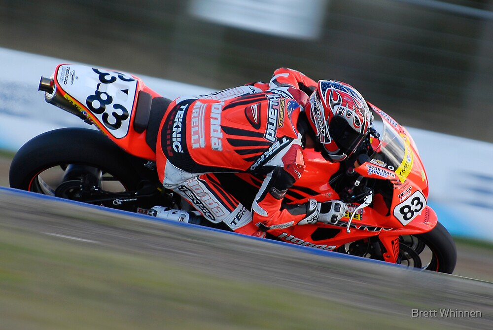 Russell Holland - Supersport by Brett Whinnen