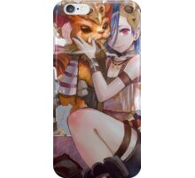 Jinx & Gnar iPhone Case/Skin