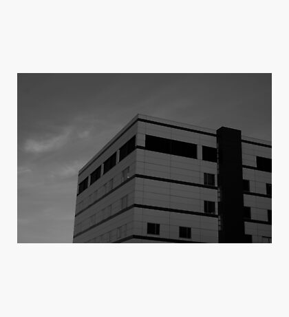 Austin Hospital Photographic Print
